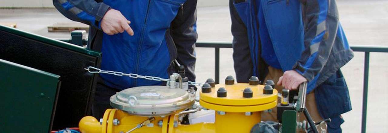 Afbeelding Schipper Technisch Handelsburo SCIOS inspectie