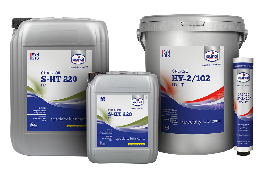 Hoogwaardige smeermiddelen van Eurol Specialty met unieke Syngis Technology