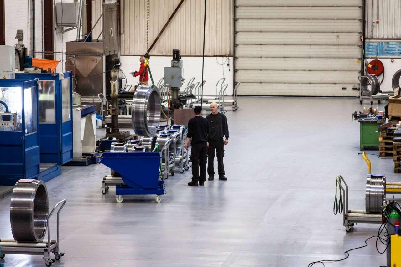 Afbeelding Schipper Technisch Handelsburo Klant in beeld: Bühler
