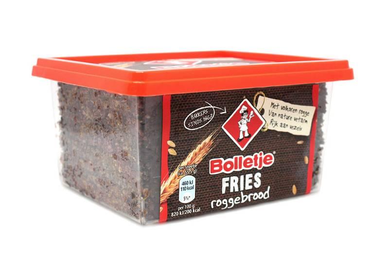 De kans is zeer aanwezig dat je ooit een plak Bolletje roggebrood hebt gegeten dat onder supervisie van Jeroen is geproduceerd...