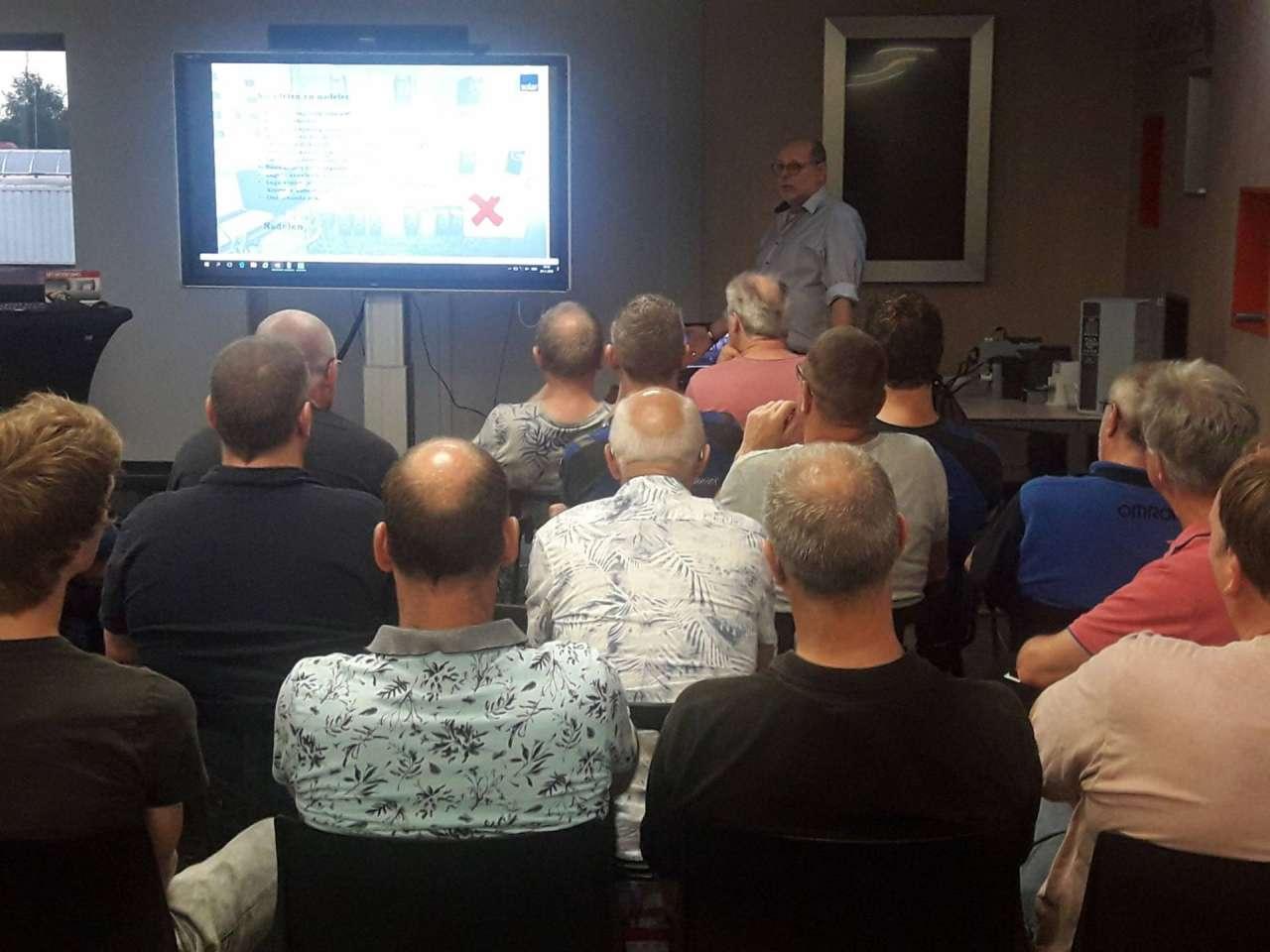 Afbeelding Schipper Technisch Handelsburo Seminar elektromotoren en frequentieregelaars