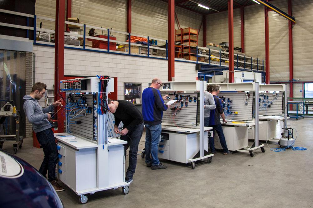 Afbeelding Schipper Technisch Handelsburo Schipper Academie: Festo Cursus Industriële Pneumatiek