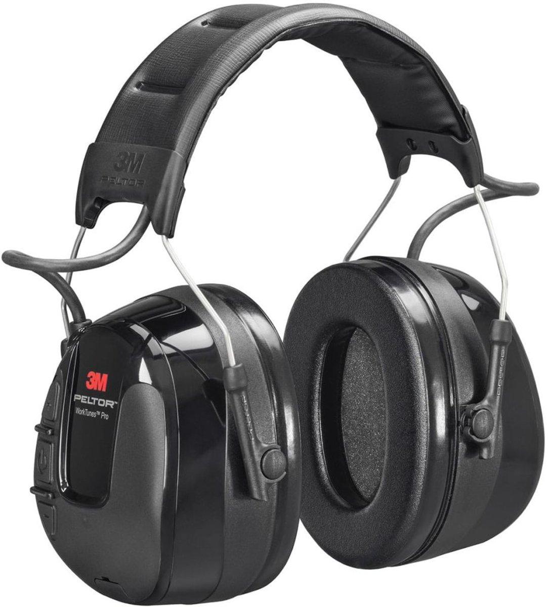 Afbeelding Schipper Technisch Handelsburo Aanbieding: 3M Peltor WorkTunes Pro FM  Radio Headset