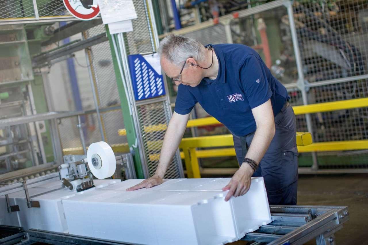 Afbeelding Schipper Technische Groothandel Zorgvuldig traject voor nieuwe werkkleding bij Wolters Europe